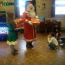 Father Christmas Pops in to Willaston